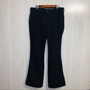 📦 Moving Sale📦 Old Navy black micro-flare jeans